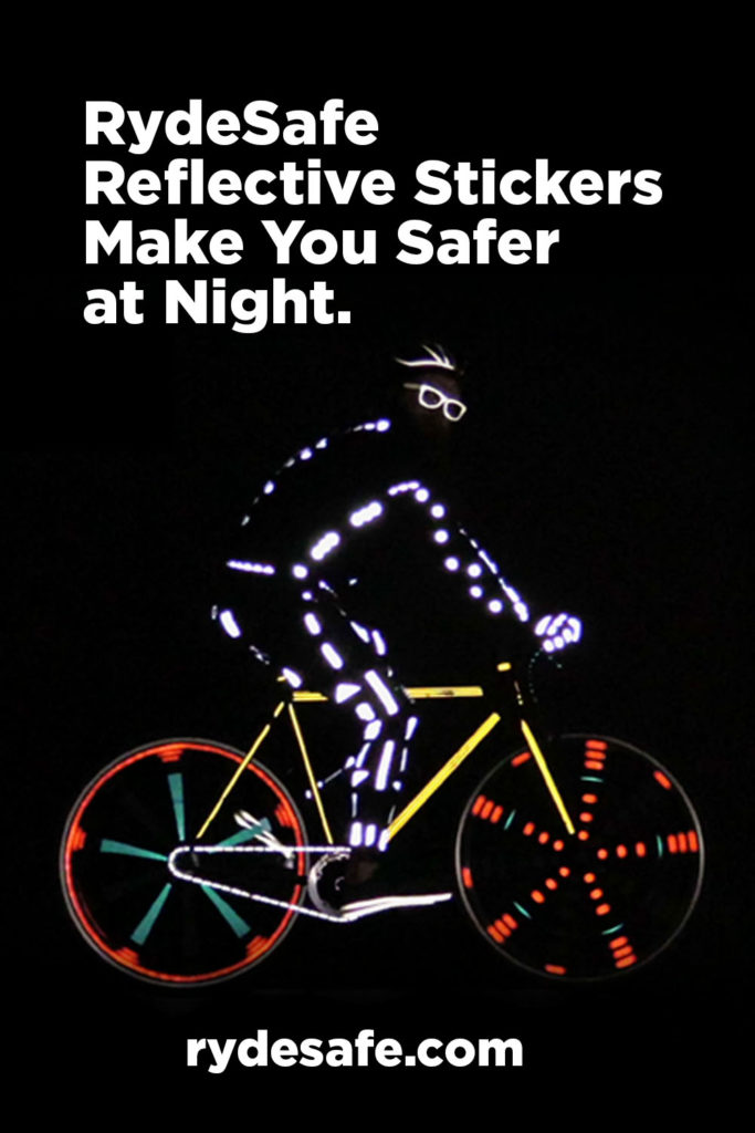 Reflective Stickers For Your Bike. Reflective Tape for motorcycle helmet.